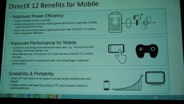 Benefits of Direct X for Mobile
