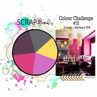 Colour Challenge #21