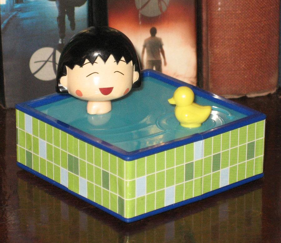 Percy S Fast Food Toy Stories Chibi Maruko Chan Bath Tub