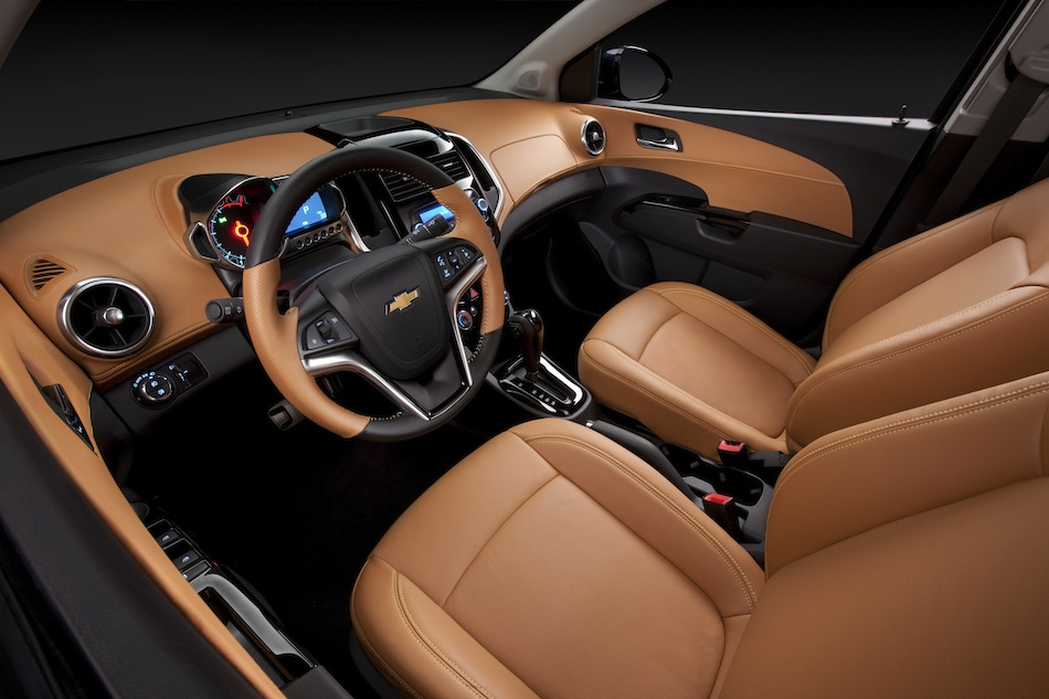 autos im genes axel chevrolet sonic dusk concept 2011. Black Bedroom Furniture Sets. Home Design Ideas