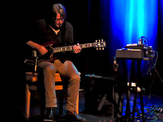 Ash Ra Tempel (Lutz Ulbrich) live @ E-Live 2015 / photo S. Mazars