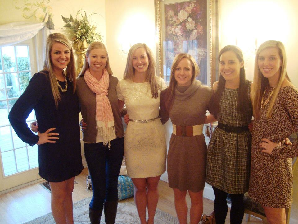 Life Wedding Wednesday Bridesmaids Luncheon And Rehearsal Dinner