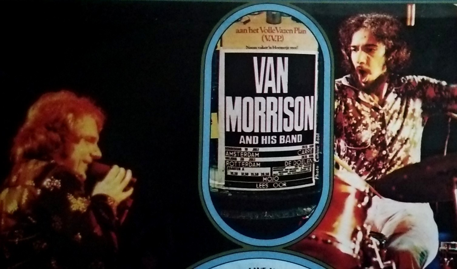 Van Morrison ‎ヴァン・モリソン - It's Too Late To Stop Now 魂の道のり - inside3