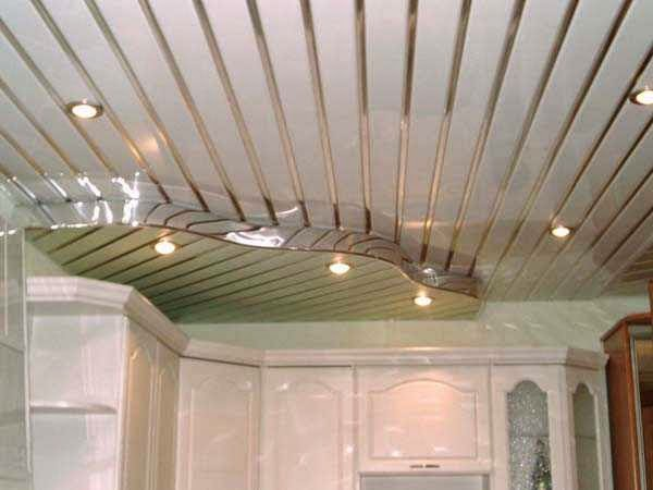 false ceiling system of aluminium for kitchen. suspended ceiling   Technology Homes Green Energy Wallpaper