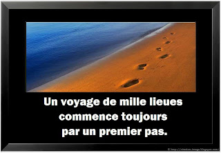Citation voyage en image