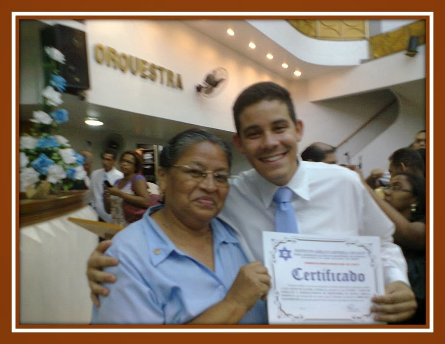ENTREGA O CERTIFICADO DO CURSO SFAPED