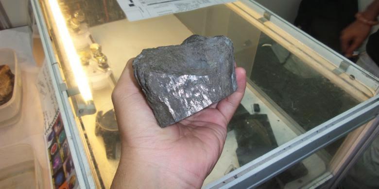 Batu Akik Badar Emas Asal Raja Ampat
