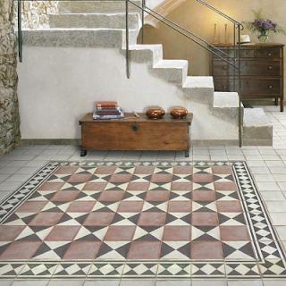 Terra antiqva marzo 2015 azulejos zaragoza gres y - Pavimento gres porcelanico ...