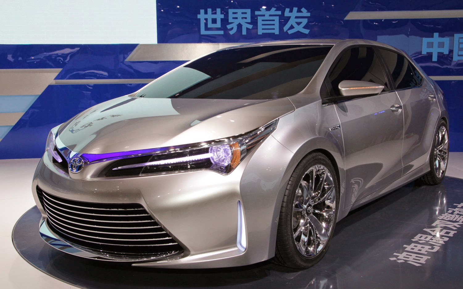 The 2015 toyota corolla will be the twelfth era of this overall known japanese vehicle it is relied upon to have its debut at some point throughout the one