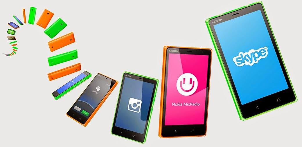 Microsoft anuncia o smartphone Nokia X2 com Android e preço baixo