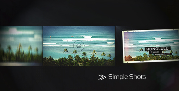 VideoHive Simple Shots