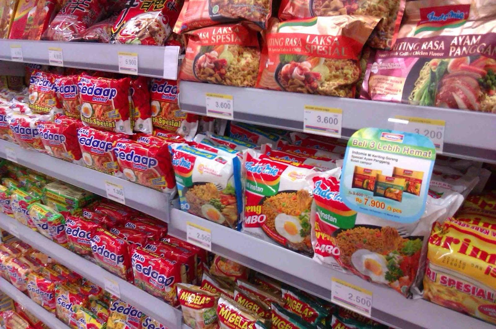5 Makanan yang Paling Dicari Anak Kost Saat Kelaparan Di Malam Hari