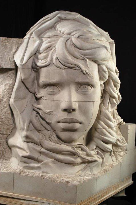 Philippe Faraut 1963   French Figurative sculptor
