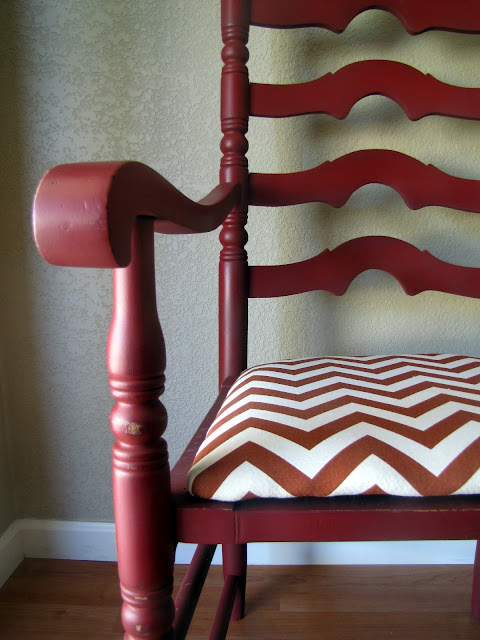 A different chair