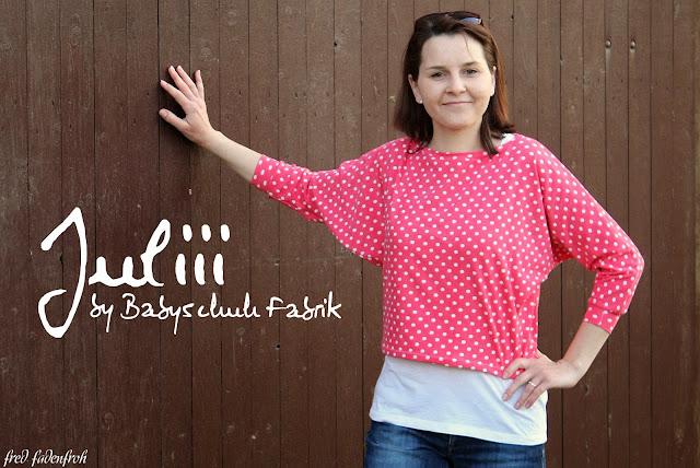 Juliii, Freebook, Babyschuh Fabrik, kostenloses Schnittmuster