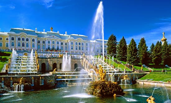 Top 25 destinations in the world: St. Petersburg, Russia