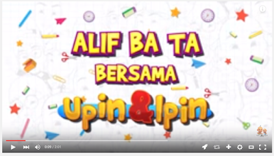 Download Mp3 Alif Ba Ta Bersama Upin dan Ipin