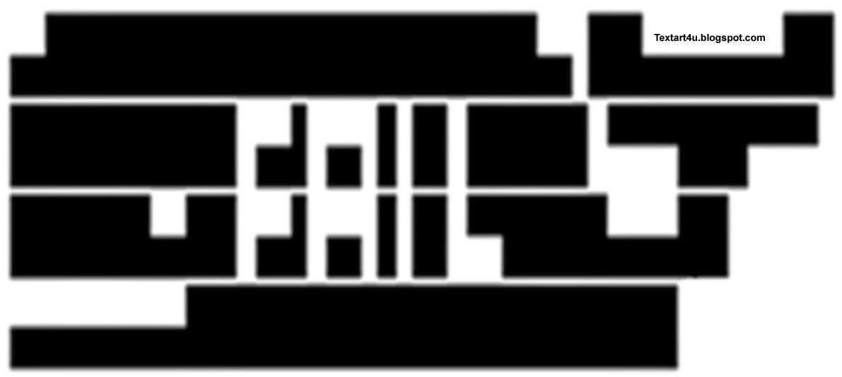 The Fail Whale Ascii Art Code Cool Ascii Text Art 4 U
