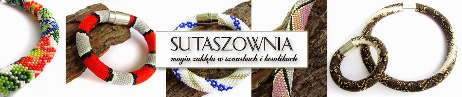 Sutaszownia-magia zaklęta w sznurkach