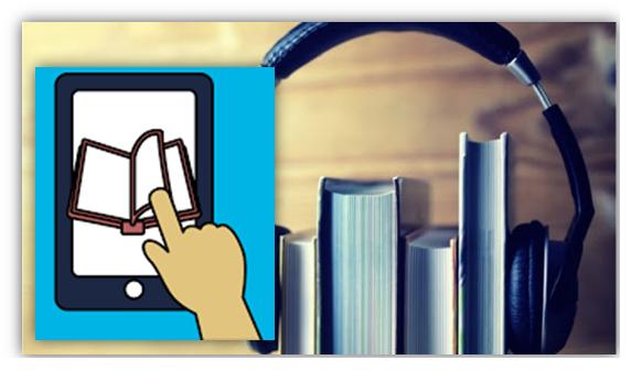 Audiolivros/ebooks(jogos educativos