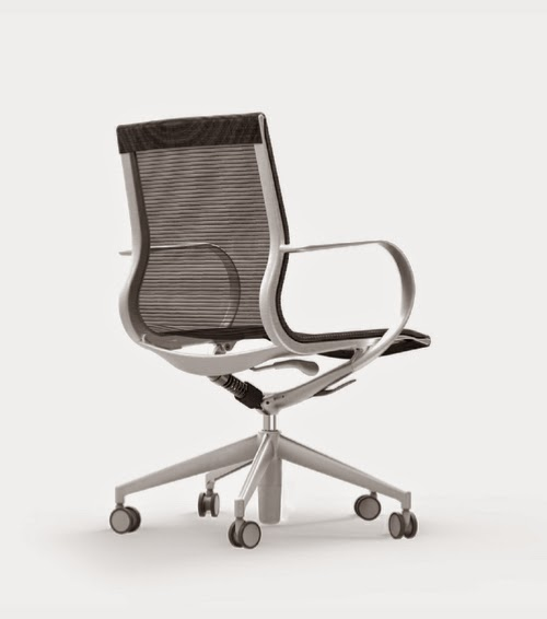 Curva Mid Back Chair