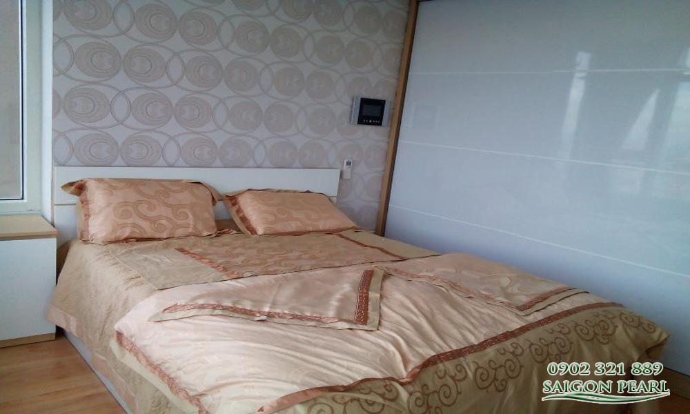 Bán căn hộ Saigon Pearl 2 phòng ngủ, tầng cao Topaz 2, view sông Saigon