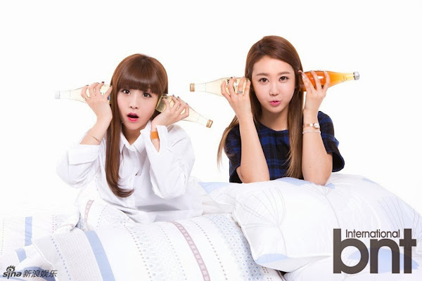 Crayon Pop Gummi Soyul bnt international