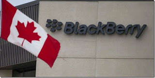 The Canadian government monitors the situation of BlackBerry interest