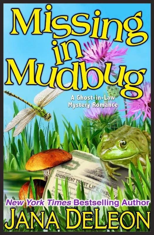 Missing in Mudbug cover