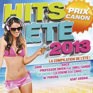 capa Hits Été   2013
