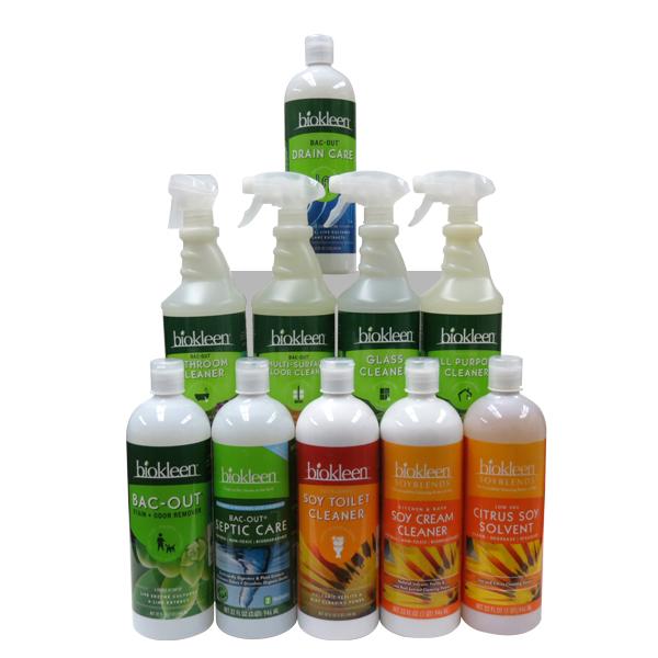 BioKleen Products