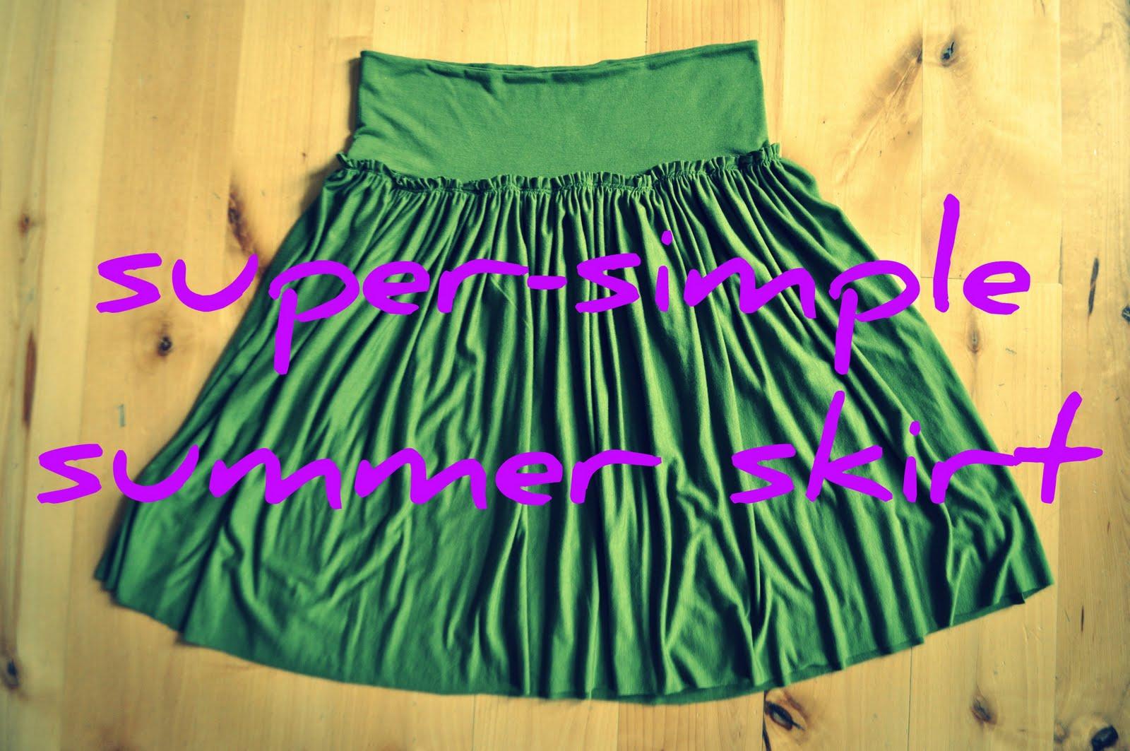 I Am Momma Hear Me Roar Super Simple Summer Skirt