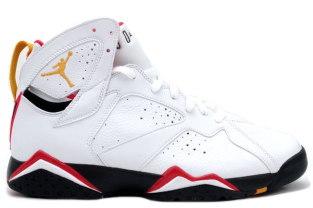 "Pulse: Fashion: Air Jordan ""Cardinal"" 7's"