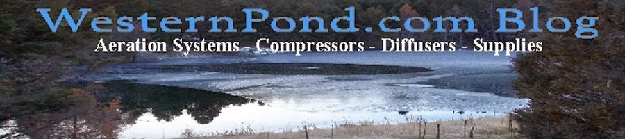 Pond Aeration Equipment and Supplies