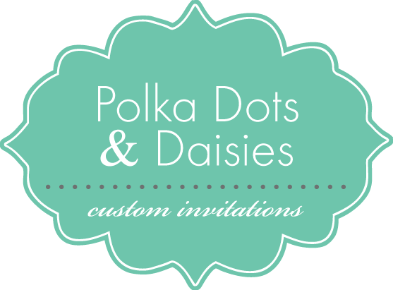 Polka Dots & Daisies