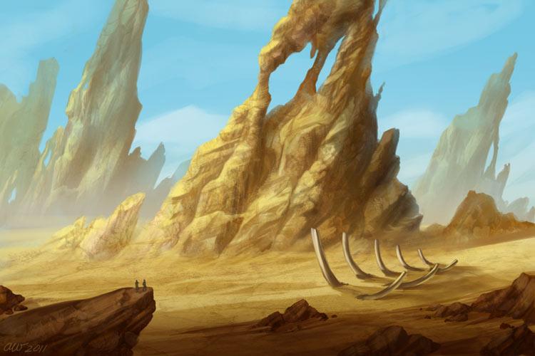 [REP] El origen de los terremotos Desert