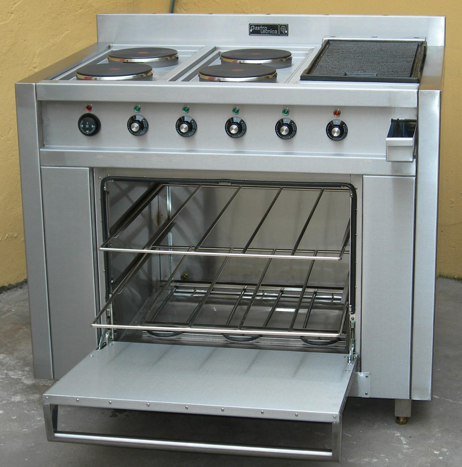 aguirre soluciones integrales cocinas electricas