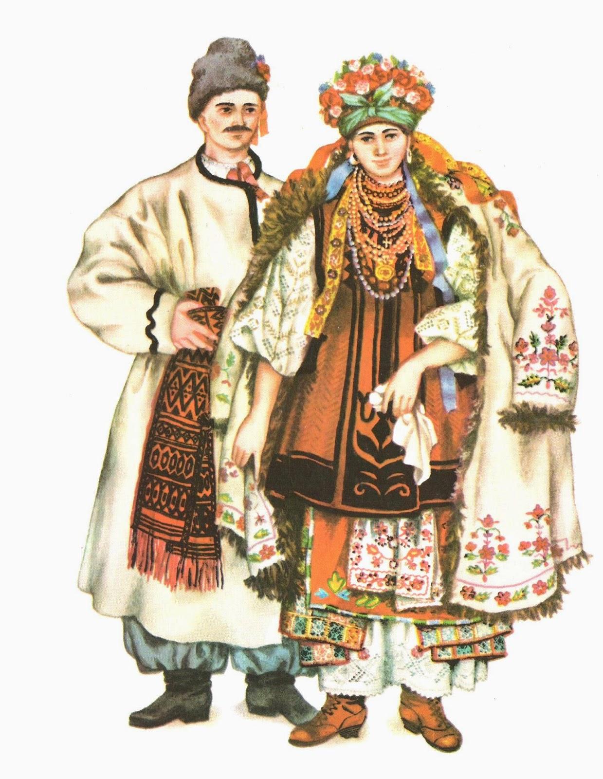 Старовинний український одяг картинки 20 фотография