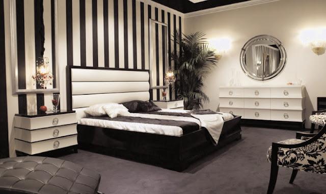 Art Deco Bedroom Ideas - 5 Small Interior Ideas