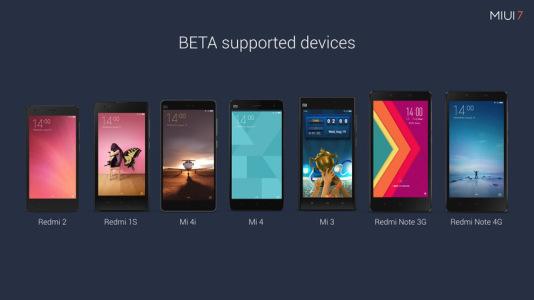 Inilah Daftar Perangkat Xiaomi yang Mendapat Update MIUI 7