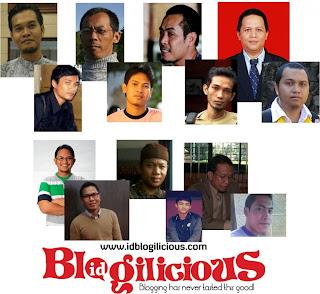 Blogilicious 2012 #CreativeBlog 7 Kota