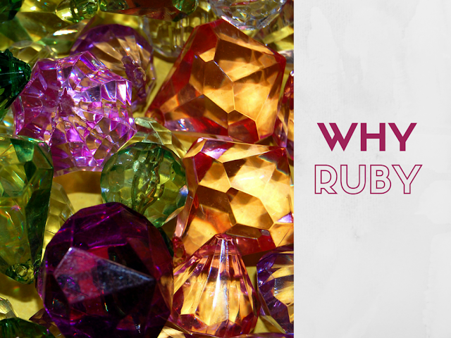 Why ruby is a popular programming language