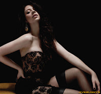 Michelle Trachtenberg in The Power of Wonderful Darkness Beauty Photoshoot Session