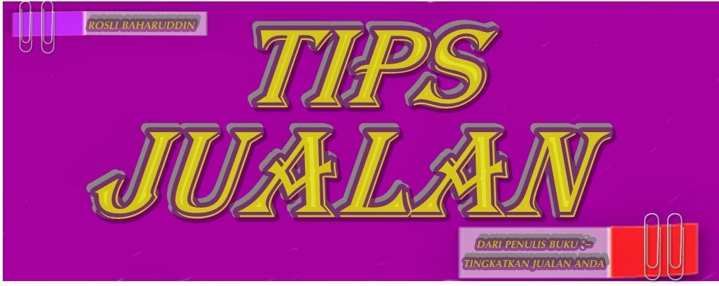 TIPS JUALAN