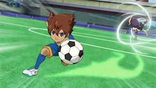 Inazuma Eleven Go - Episodio 09