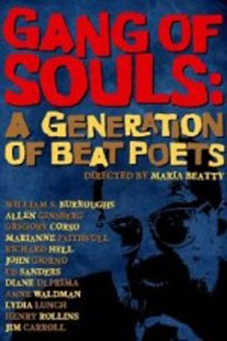 Gang of Souls A Generation of Beat Poets (2008)