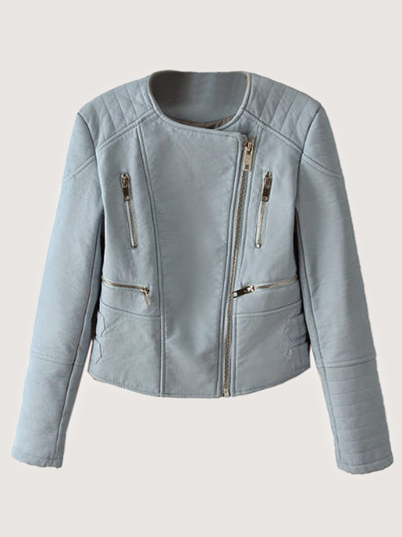 http://www.choies.com/product/light-blue-collarless-leather-look-biker-jacket-with-zipper-detail_p31013?cid=camelia?michelle