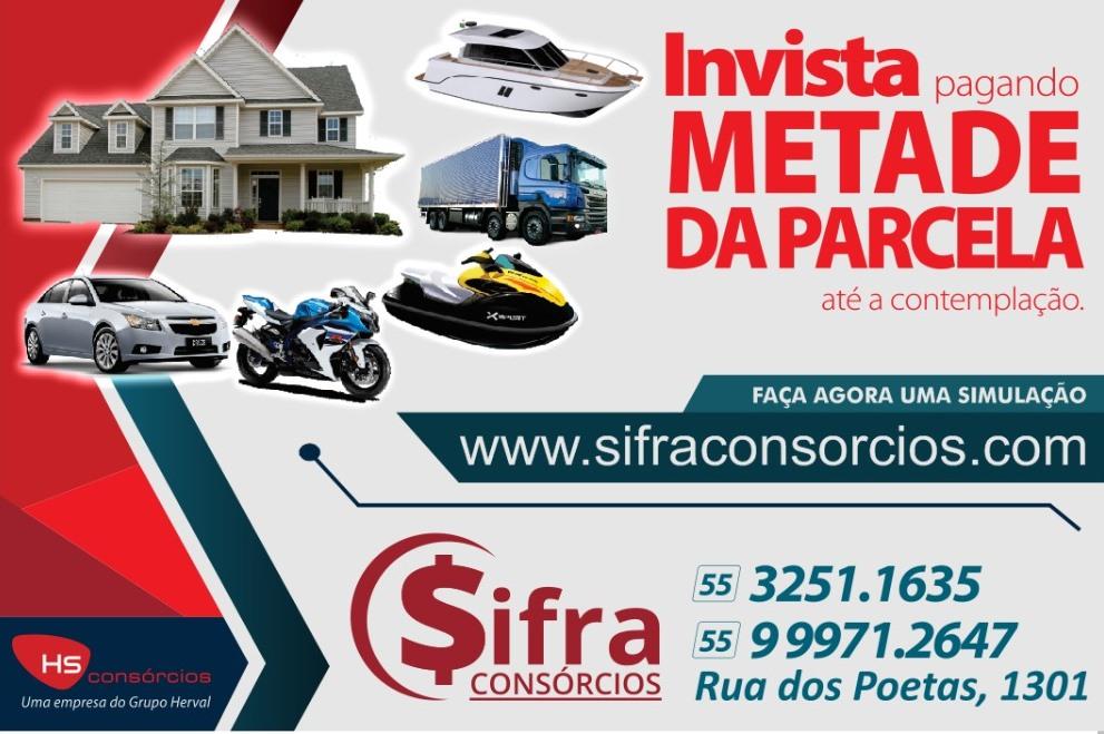 Sifra Consórcios em Santiago!
