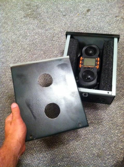 DIY Trail Camera Box