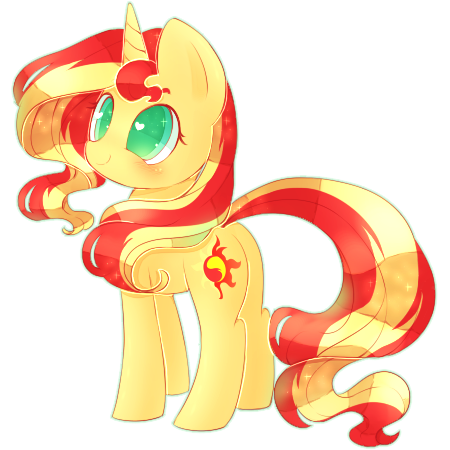 Sunset Shimmer by the University of Texas